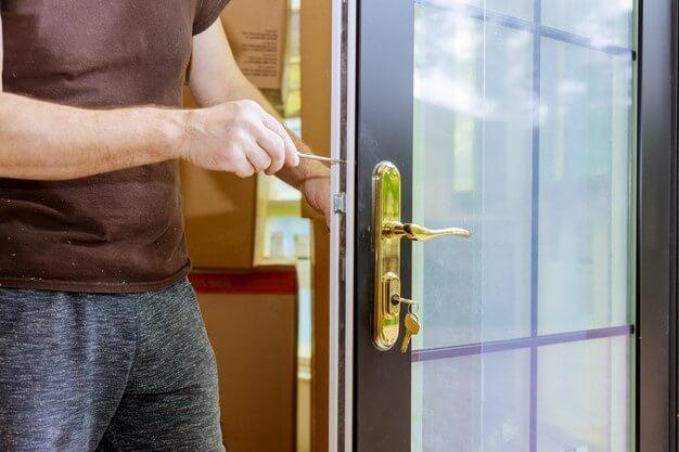 Comment retirer une serrure de porte sans clé ?